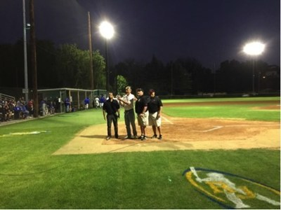 SCS Energy Solutions receives commendation from city of West Covina for Maverick Field lighting system