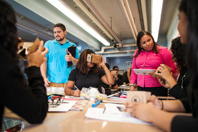 Destination Imagination's 2016 Global Finals Innovation Expo will feature the recently launched Google Expeditions virtual field trip for students to experience a day in the life in their desired careers.