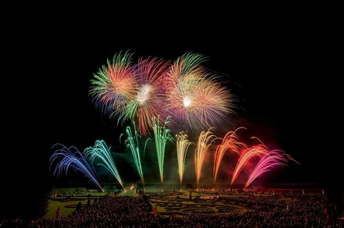 The International Fireworks Competition in Hanover. (c) Christoph Maier Pyrophotos (PRNewsFoto/Hannover Marketing und Tourismus)