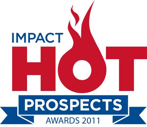 Impact Hot Prospects Awards.  (PRNewsFoto/Wente Family Estates)