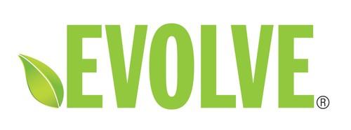 Evolve Logo. (PRNewsFoto/Agaia, Inc.)
