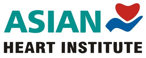 Asian Heart Institute Logo