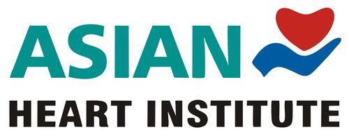 Asian Heart Institute Logo (PRNewsFoto/Asian Heart Institute)