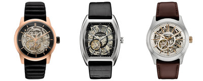 Kenneth Cole, through its licensee partner Geneva Watch Group, introduces its new Fall/Winter 2016 Automatic Watch Collections at Baselworld, the international watch and jewelry trade show.