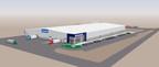 Deceuninck North America's new western facility in Fernley, Nevada near Reno