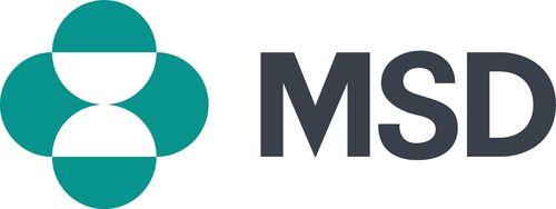 MSD Logo (PRNewsFoto/Merck Sharp _ Dohme)