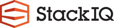 StackIQ Logo.  Visit https://www.StackIQ.com to learn more.  (PRNewsFoto/StackIQ)