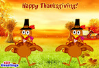 Happy Thanksgiving!  (PRNewsFoto/123Greetings.com)