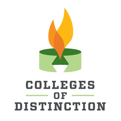 Colleges of Distinction's new website and brand concept debuted this summer to rave user reviews. Visit the new, free-to-use site at www.CollegesofDistinction.com.  (PRNewsFoto/Colleges of Distinction)