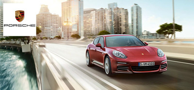 The all-new 2014 Porsche Panamera launched just days ago! Be one of the first to drive one! (PRNewsFoto/Loeber Motors)
