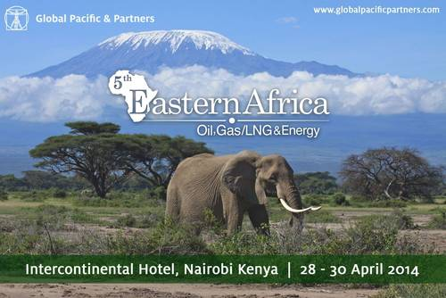 5th Eastern Africa Oil. Gas/LNG & Energy (PRNewsFoto/Global Pacific _ Partners)