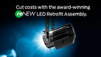 With the PRG ReNEW LED Retrofit Assembly, customers can replace their 575-Watt HPL tungsten lamps in their ETC Source Four ellipsoidal spotlights and take advantage of these benefits: A 67% reduction in power and HVAC consumption; With no relamping needed, it significantly reduces maintenance costs; Output that exceeds the output of a 575W tungsten HPL lamp; Takes less than 60 seconds to swap out to an LED light engine; DMX or standalone operation; Keep all of your existing Source Four lens tubes and accessories; and a Cost effective price without sacrificing output.