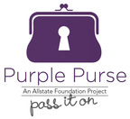 The Allstate Foundation Increases Purple Purse Campaign Donation Goal $75,000 To The YWCA To Help Victims Of Domestic Violence