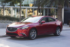 2017 Mazda6 Adds Athleticism and Ambience to Award-Winning Midsize Family Sedan