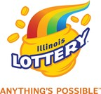 Illinois Lottery Logo. (PRNewsFoto/Illinois Lottery)