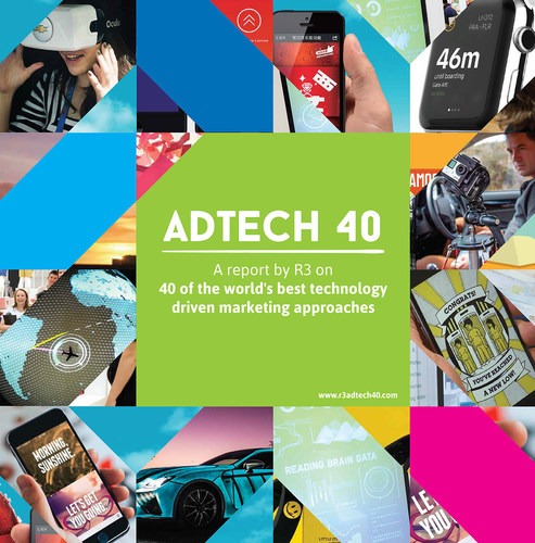 A report by R3 on 40 of the world's best technology driven marketing approaches.