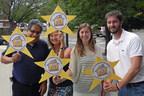 Energy Outreach Colorado staff celebrates their 13th consecutive Charity Navigator 4-star award. (PRNewsFoto/Energy Outreach Colorado)