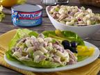 StarKist(R) Polamalu's Tuna Pasta Salad.  (PRNewsFoto/StarKist Co.)