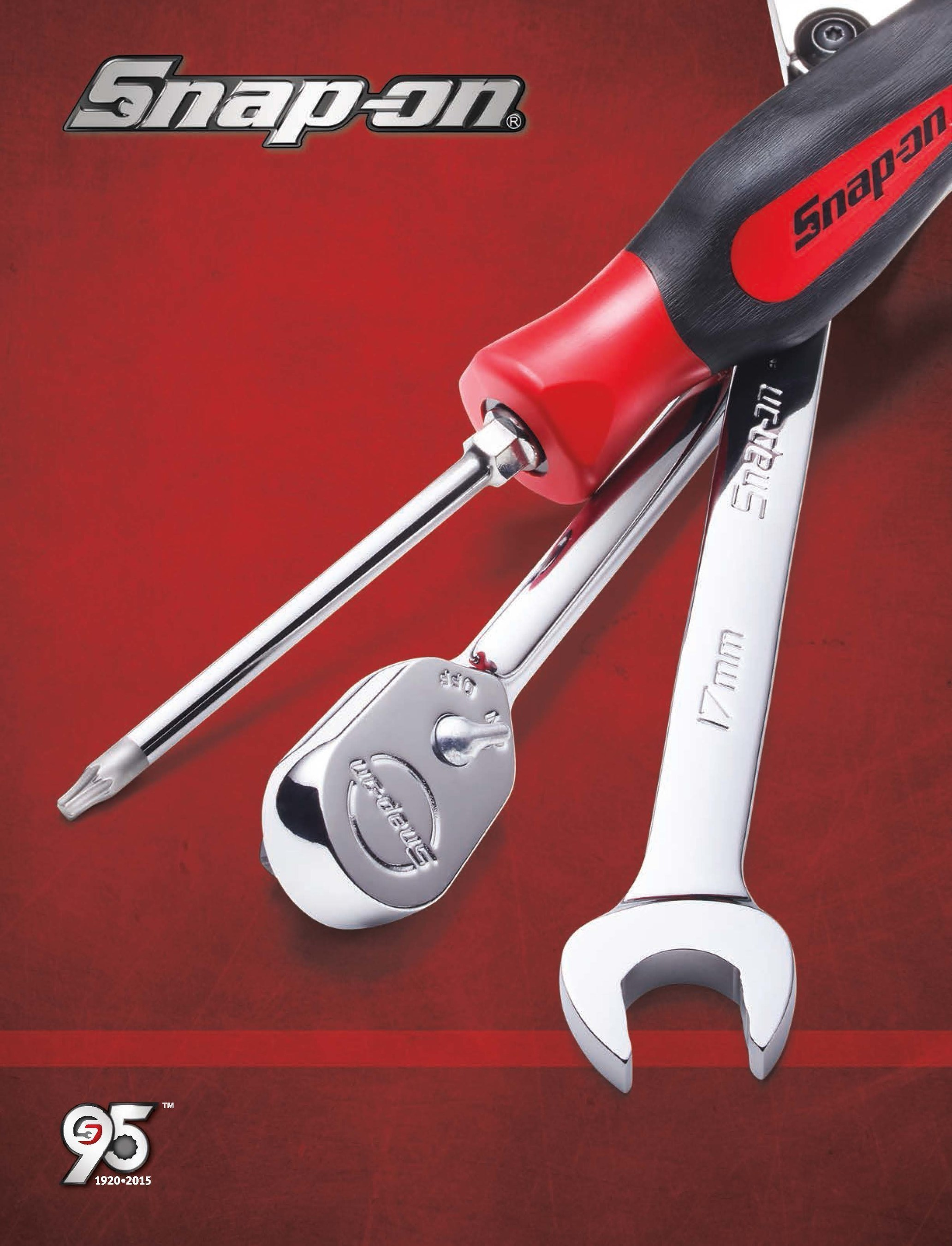 New Snap-on Tools Catalog Features Most Expansive Product