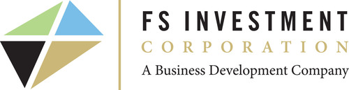FS Investment Corporation Logo.  (PRNewsFoto/FS Investment Corporation)