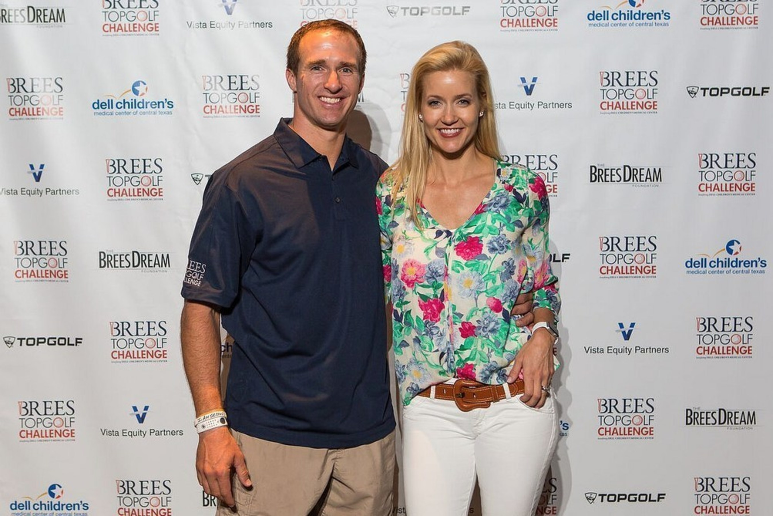 Drew Brees, Topgolf Team Up for Second Annual Fundraiser Benefiting Dell Children's Medical Center