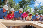 The 2015 Home Builders Blitz kicked off today in Sanford, Florida, with nearly 200 homes being built or rehabbed nationwide during the weeklong event.