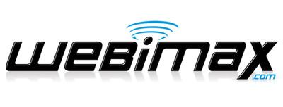 Logo for WebiMax.  (PRNewsFoto/WebiMax)