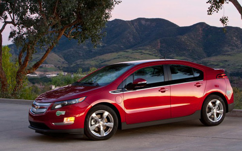 Medved is having another huge Chevy Volt sale starting Saturday, October 13th and they need to sell 10 Chevy Volts in 10 days. For some of the lowest prices available on a Chevrolet Volt, head over to Medved Autoplex.  (PRNewsFoto/Medved Chevrolet)
