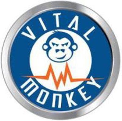 Vital Monkey logo. (PRNewsFoto/AMBS, Inc.)