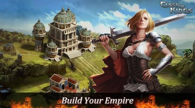 Clash of Kings for Android & iOS has reached over 70 million downloads on Google Play and App Store.