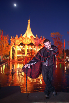 Six Flags Great America - Fright by Night.