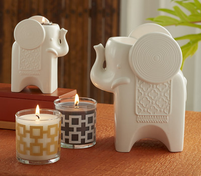 Jonathan Adler for PartyLite(R) Safari Chic collection to be featured at the November 21, 2014 Humane Society of the U.S. 60th Anniversary Gala