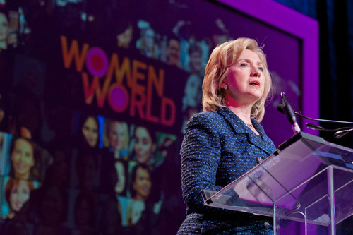 Tina Brown's Second Annual Newsweek and The Daily Beast's Women in the World Summit Brings Change