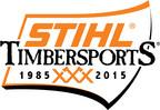 STIHL(R) TIMBERSPORTS(R) celebrates 30 years in NYC