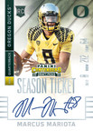 PANINI AMERICA INKS HEISMAN TROPHY WINNER MARCUS MARIOTA TO FIRST NFL LICENSED TRADING CARD & AUTOGRAPH DEAL