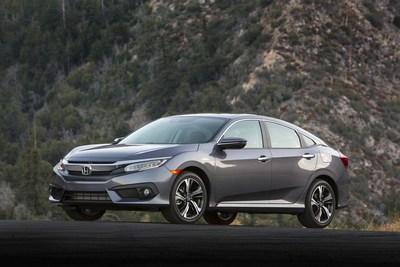 American Honda Sets New February Record