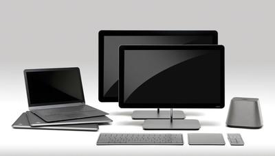 VIZIO Bursts Into the Computing Realm with Five Innovative and Sleek PCs. (PRNewsFoto/VIZIO, Inc.)