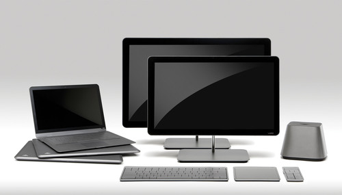 VIZIO Bursts Into the Computing Realm with Five Innovative and Sleek PCs Set to Redefine Consumer