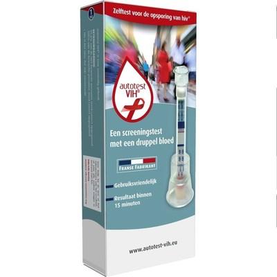Packaging autotest VIH (PRNewsFoto/AAZ) (PRNewsFoto/AAZ)