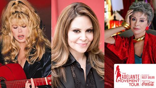 Íconos de Hollywood participarán en 'The Adelante Movement: The Wisdom Of Latina Legends' en