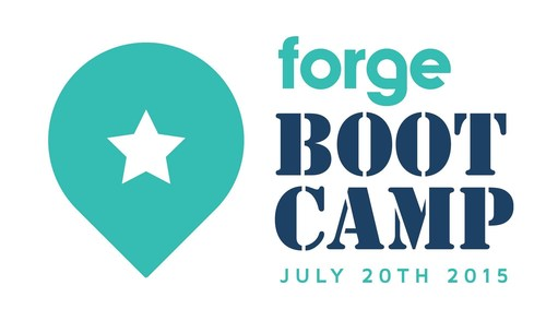Sign up to the free forge Boot Camp on 20th July in NYC to become a master coder using rich real-time ...