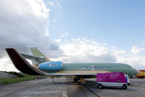 Dassaultâeuro(TM)s Falcon 5X to Roll Out on June 2nd (PRNewsFoto/Dassault Aviation)