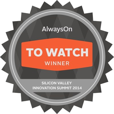 Velocify selected by AlwaysOn as one of the Global 250 Companies to Watch (PRNewsFoto/Velocify)
