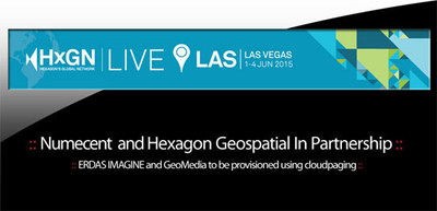 Numecent and Hexagon Geospatial Announce Cloudpaging Partnership