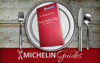 Michelin Releases 2014 Edition Of Its Famed Guide To New York City's Best Restaurants.  (PRNewsFoto/Michelin)