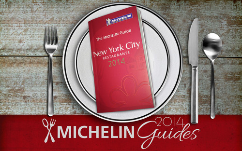 Michelin Releases 2014 Edition Of Its Famed Guide To New York City's Best Restaurants