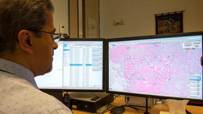 100% przypadków klinicznych w laboratorium LabPON objętych diagnostyką cyfrową z firmą Philips