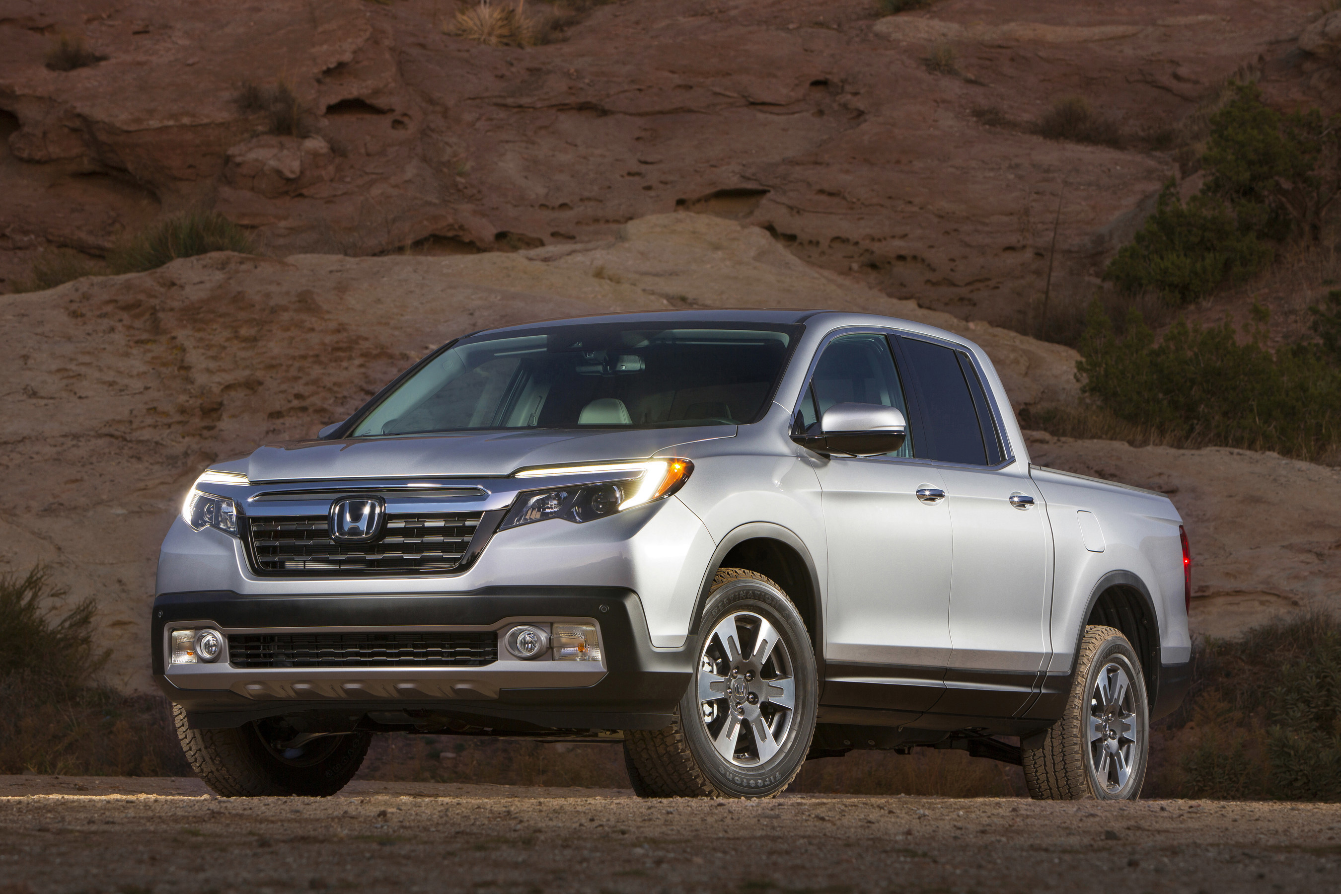 The 2017 Honda Ridgeline Made Its Debut On January 11 At 2016 North American Auto