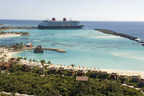 All 2016 Disney Cruise Line sailings from Port Canaveral and Miami to the Bahamas and Caribbean will include a stop at Castaway Cay, Disney's private island in the Bahamas. (David Roark, photographer)