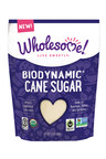 Wholesome!(TM), the leading U.S. brand of Organic, Fair Trade and Non-GMO verified sugars and sweeteners, has announced that it will begin selling Demeter Certified Biodynamic� Cane Sugar with Whole Foods Market. Hitting shelves this summer, Wholesome! will be one of the first companies to bring Biodynamic Cane Sugar to the United States. Grown in the lush, green, organic sugar cane fields of Paraguay, Biodynamic Cane Sugar is a delicious, unrefined alternative to refined white sugar. The holistic nature of Biodynamic farming strives to heal the planet by taking organic farming back to basics where nothing artificial disturbs nature's delicate balance.